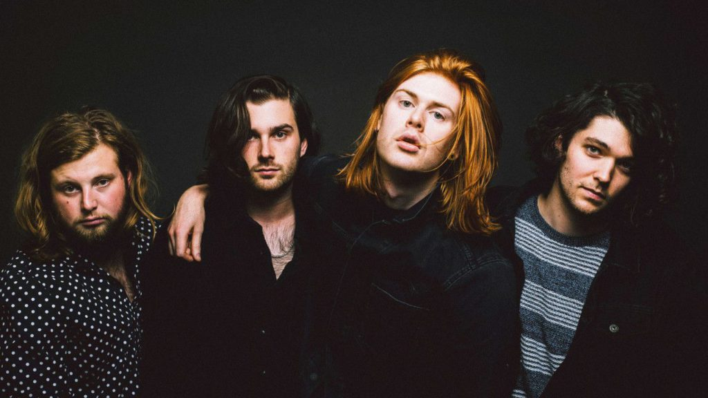 "Nieuwe single The Amazons – ""Mother"""