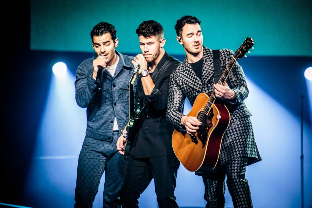 Jonas Brothers @ Lotto Arena: De drie musketiers