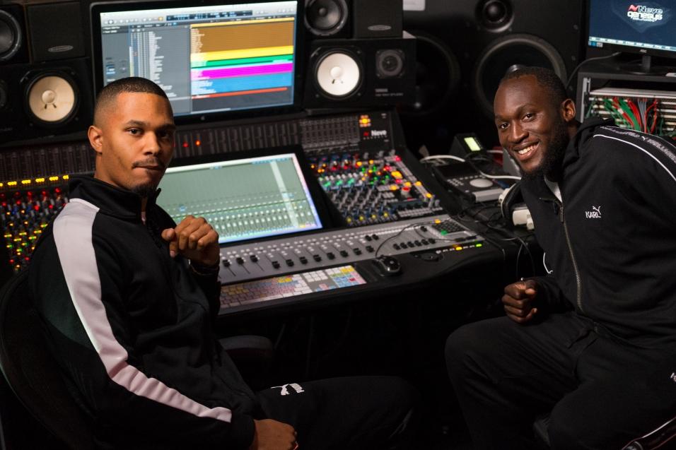 """Nieuwe single TheColorGrey & Romelu Lukaku – """"New Levels"""""""