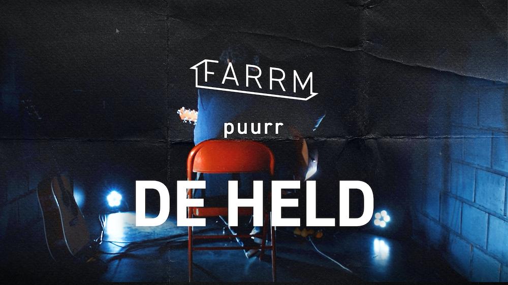 """Première: De Held brengt """"Jouw schoot"""" in Farrm-reeks Puurr"""