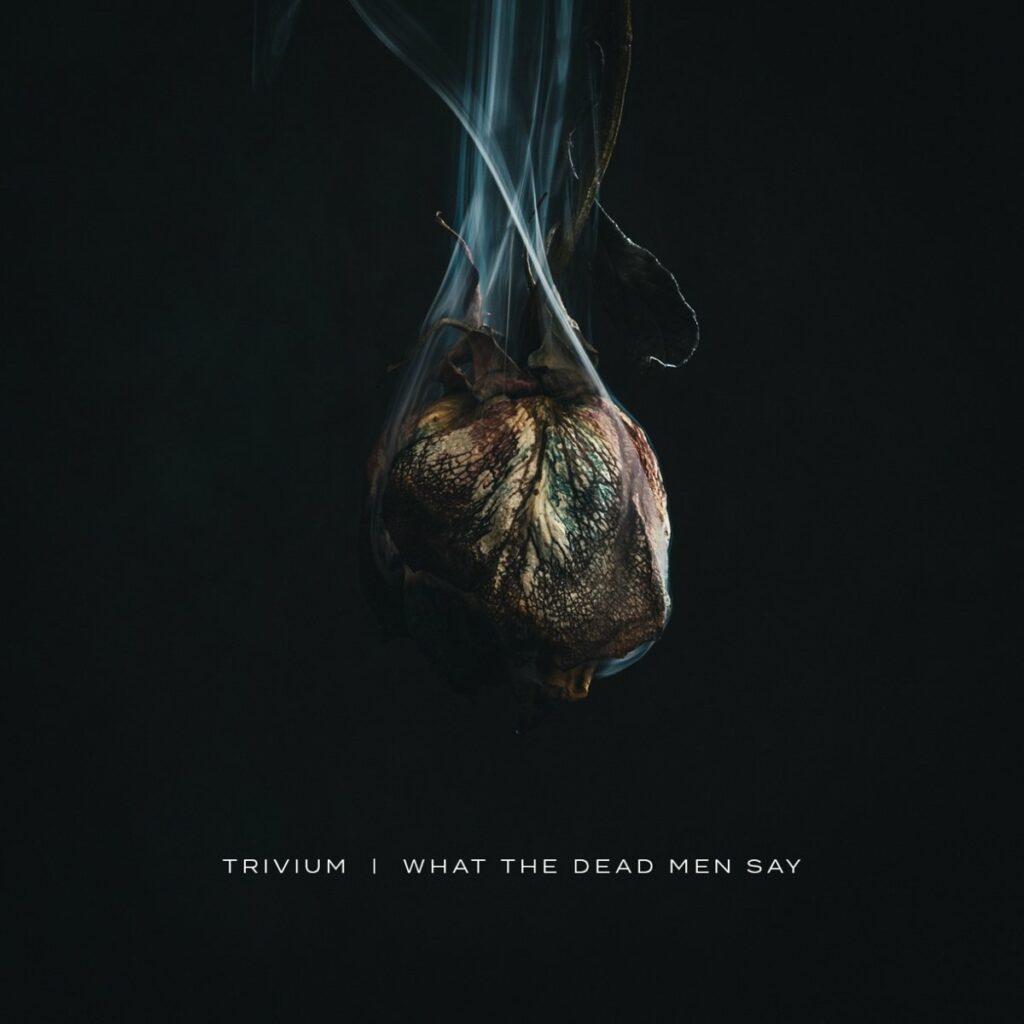Trivium – What The Dead Men Say (★★★★): Catchy refreinen in een leren jasje