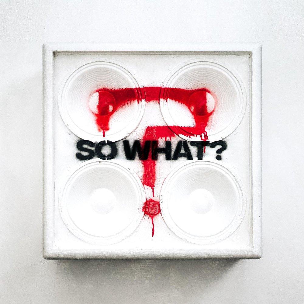 While She Sleeps – SO WHAT? (★★★★): Gecontroleerd buiten de lijntjes kleuren