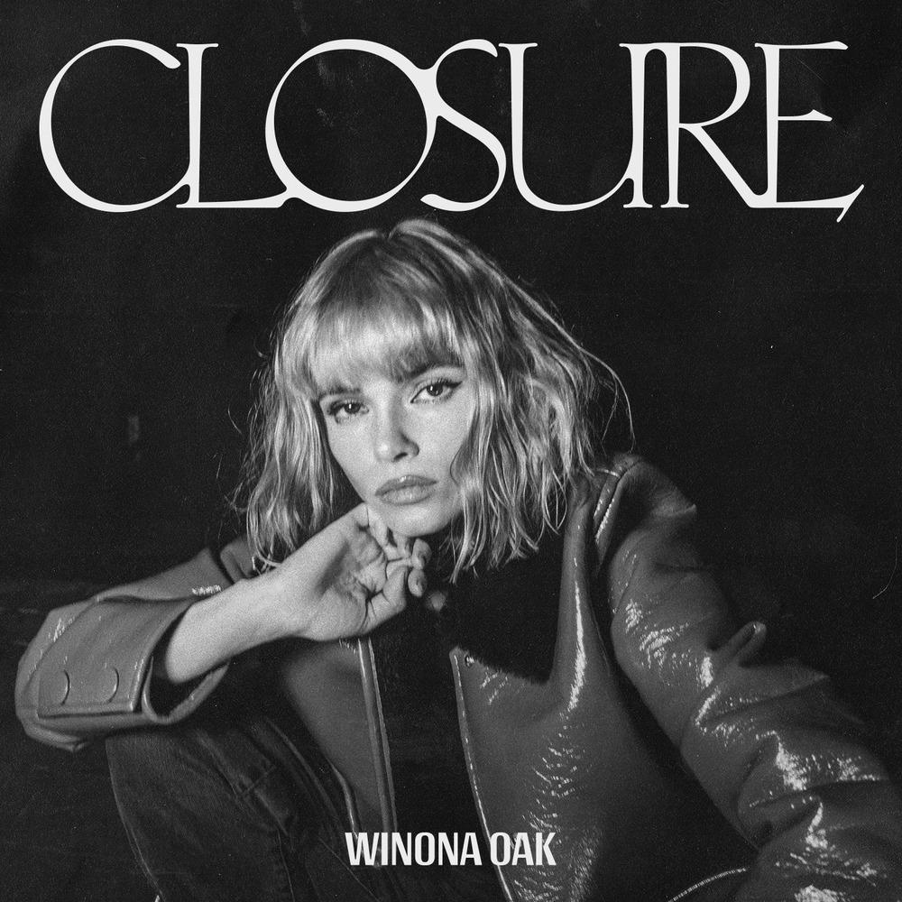 Winona Oak – CLOSURE (★★★½): De nieuwe melancholische elektropopsensatie