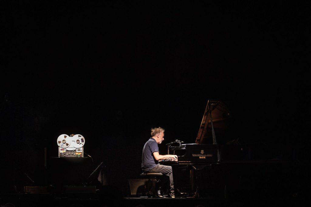 Yann Tiersen @ Gent Jazz 2019: Idyllische avond in de natuur