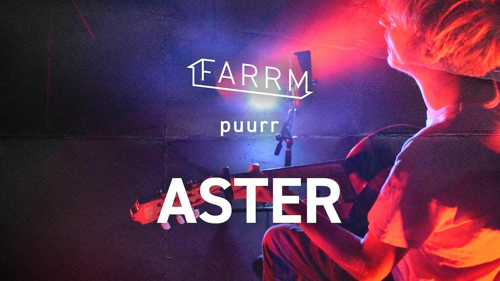 "Première: Aster brengt ""Moldy"" in Farrm-reeks Puurr"