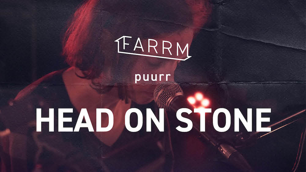 "Première: Head On Stone brengt ""Out"" in Farrm-reeks Puurr"