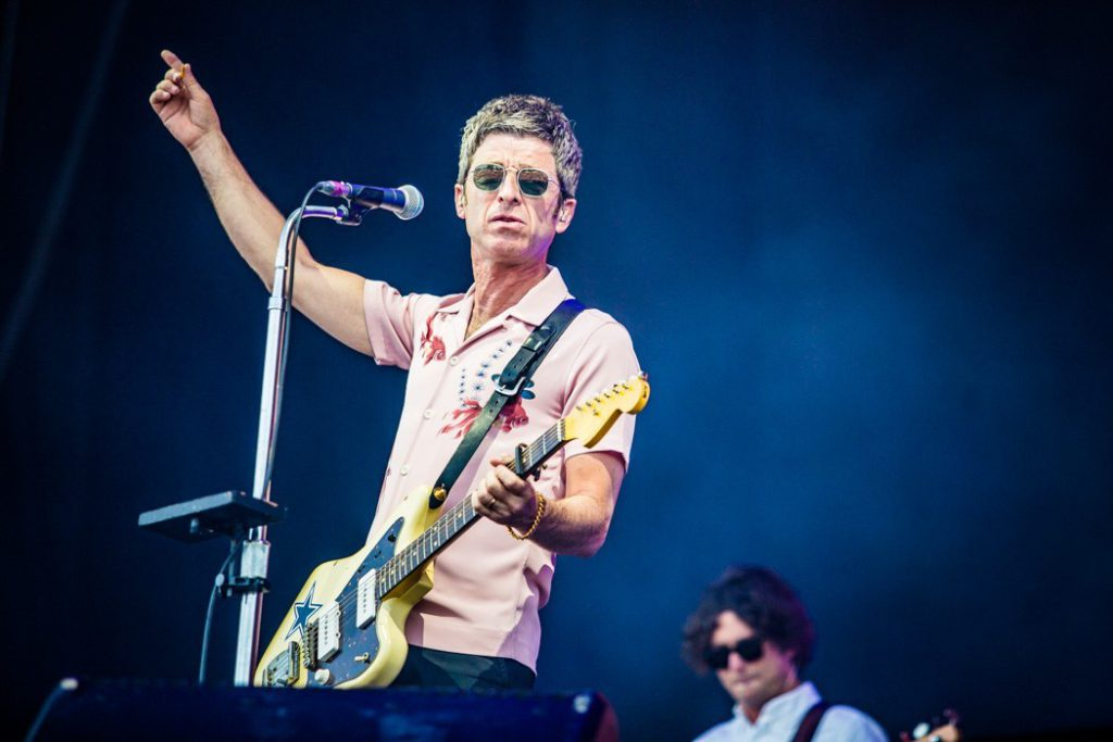 """Nieuwe single Noel Gallagher's High Flying Birds – """"A Dream Is All I Need To Get By"""""""