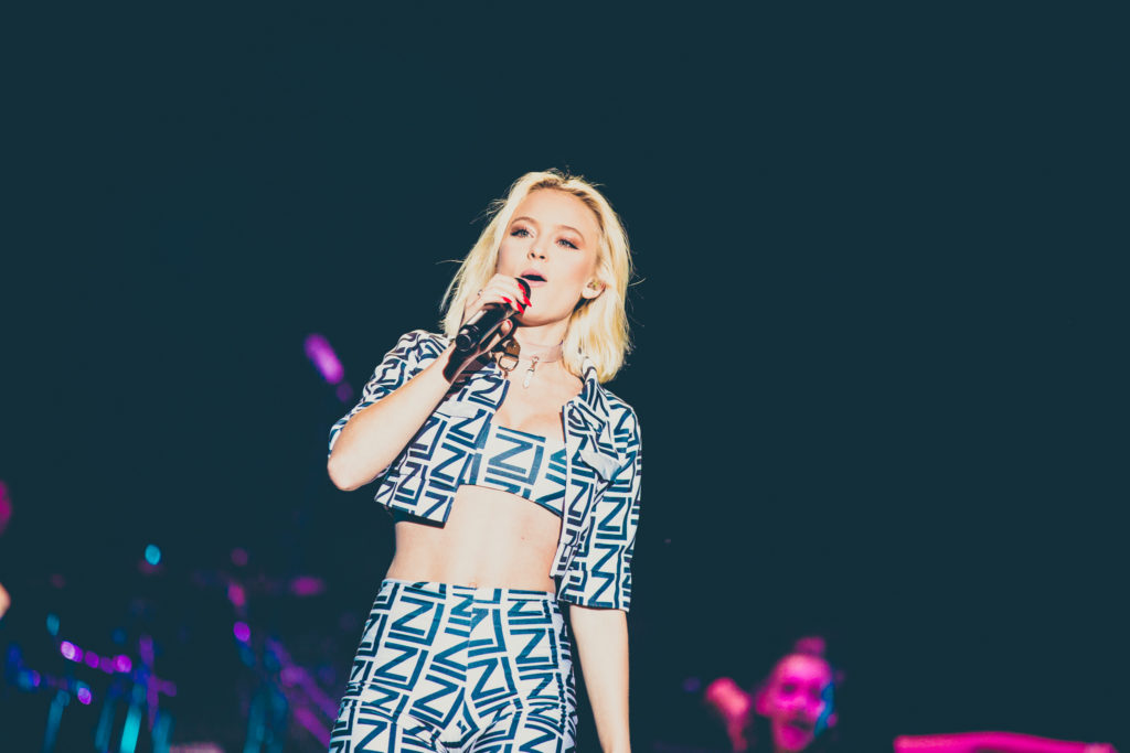 "Nieuwe single Zara Larsson – ""Invisible"""