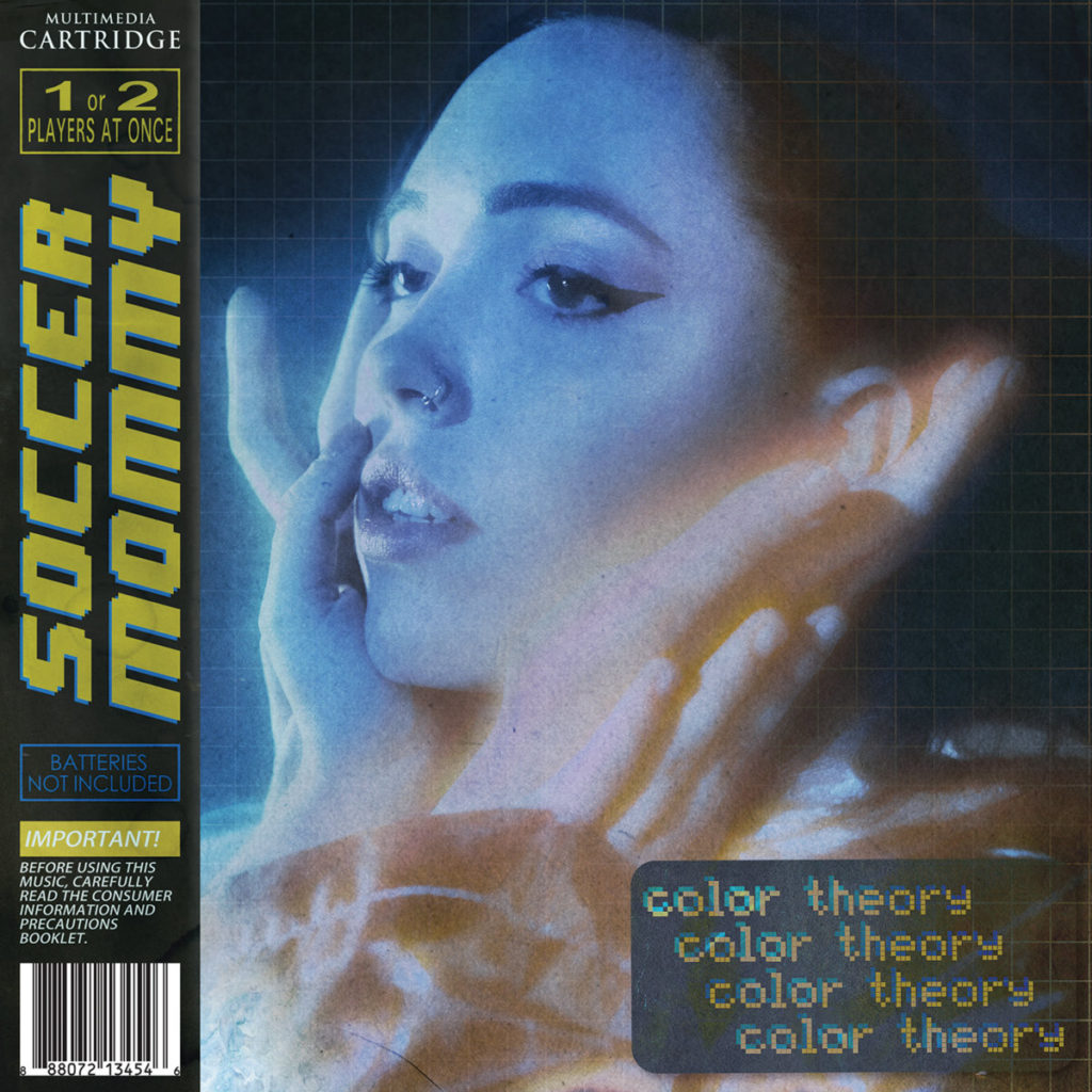 Soccer Mommy – color theory (★★★★): Kleurrijke therapiesessie