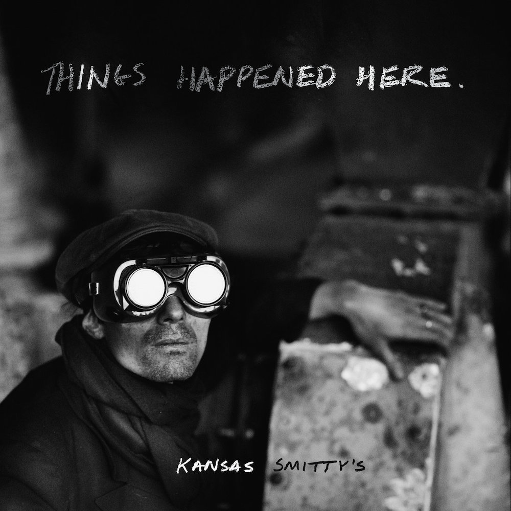 Kansas Smitty's – Things Happened Here (★★★½): Opmerkelijke bricolage