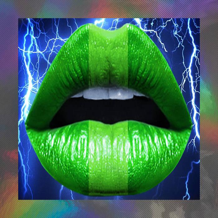Netherlands – Green Lips And Lightning (★★★★): Adrenalineshot aan noisy sludgepop