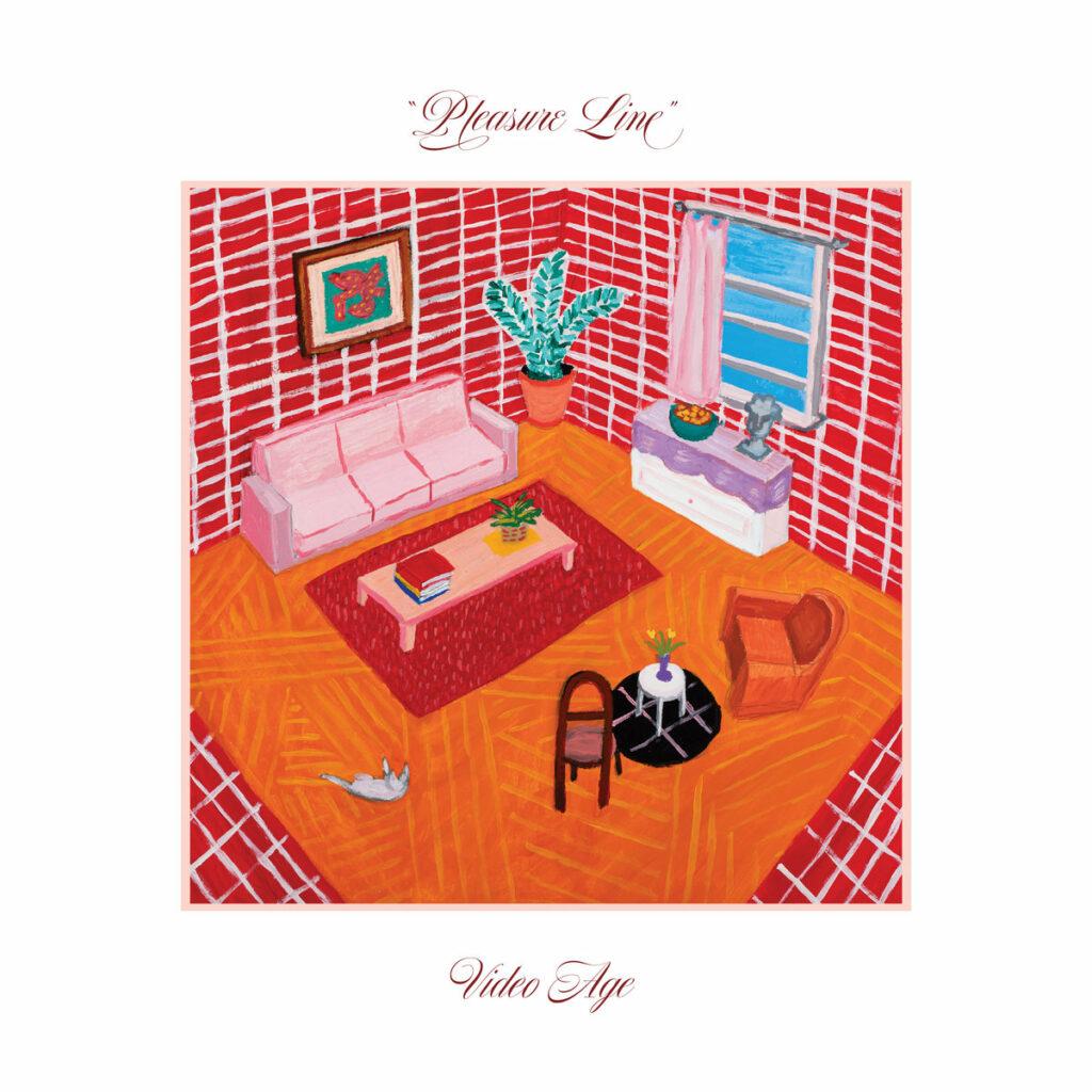 Video Age – Pleasure Line (★★★½): Synthpop om je even in de eighties te wanen
