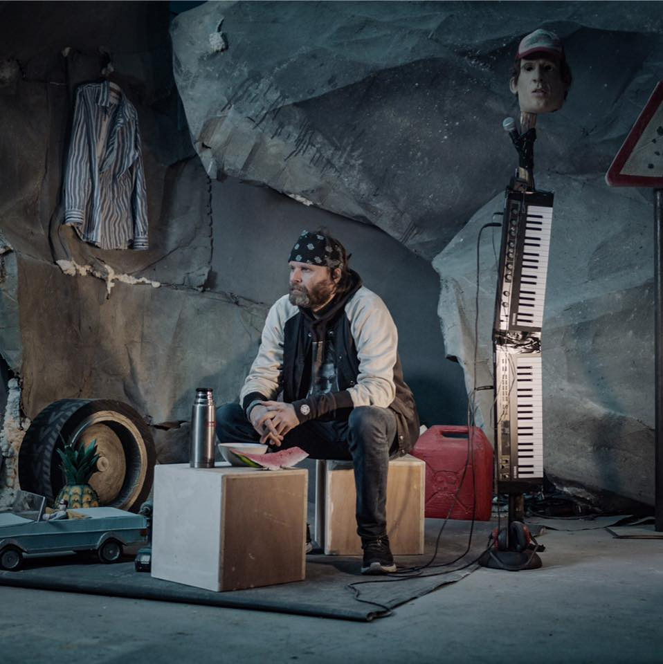 Admiral Freebee @ Ancienne Belgique (AB): Keyboards en aliens