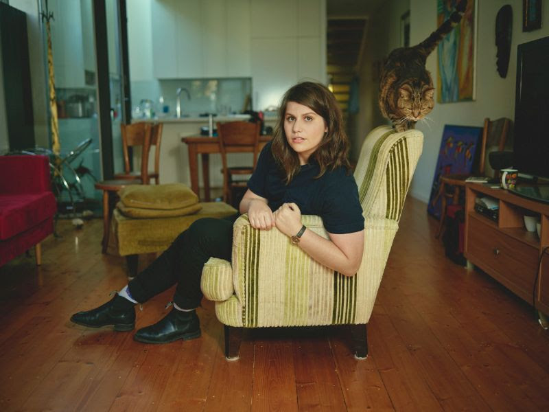 "Nieuwe single Alex Lahey – ""Don't Be so Hard on Yourself"""