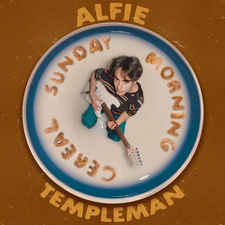 Alfie Templeman – Sunday Morning Cereal (★★★½): Kleurrijk zondagsritueel