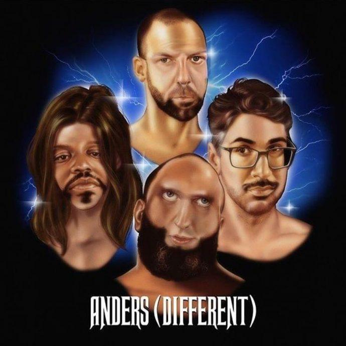 De Jeugd Van Tegenwoordig – Anders (Different) (★★★★): Liefdeskind van Metallica en Daft Punk!