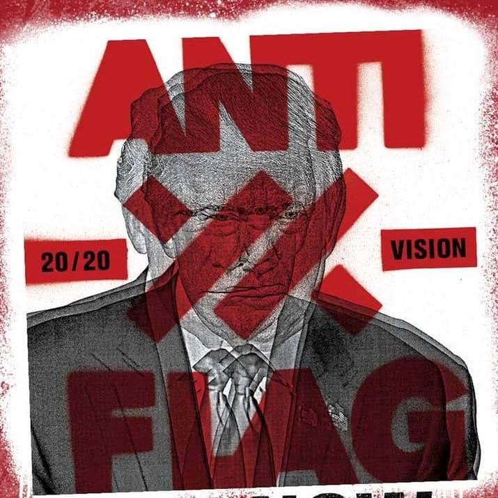 Anti-Flag – 20/20 Vision (★★★): Furiegemis