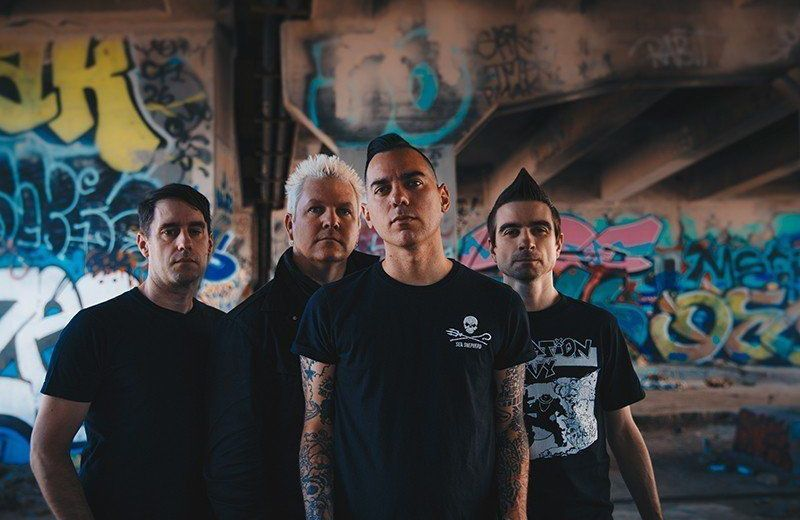 "Nieuwe single Anti-Flag – ""Hate Conquers All"""