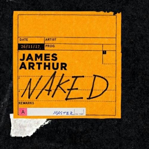 "Nieuwe single James Arthur – ""Naked"""