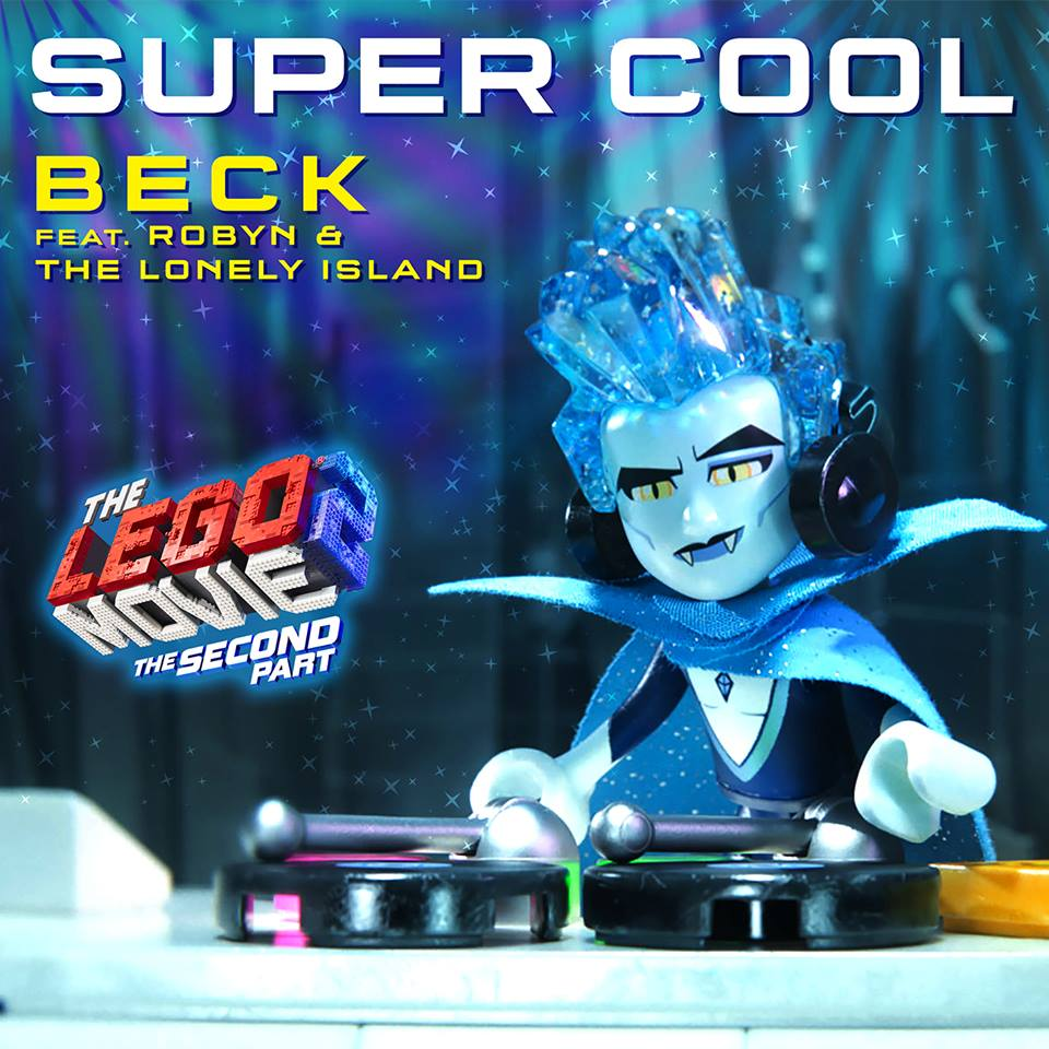 "Nieuwe single Beck ft. Robyn & The Lonely Island – ""Super Cool"""