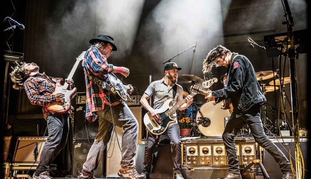 Neil Young + Promise Of The Real @ Sportpaleis: Nog lang geen oude man