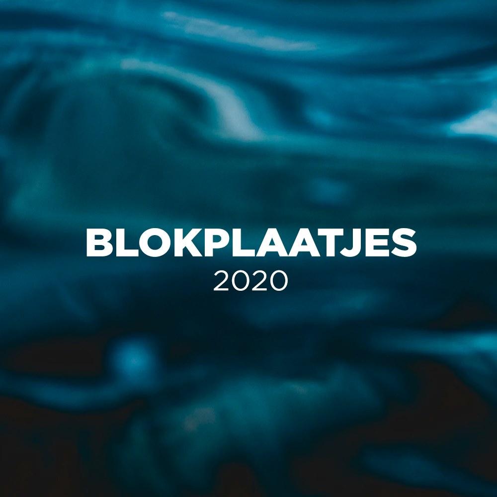 Blokplaatjes van de Beren 2020