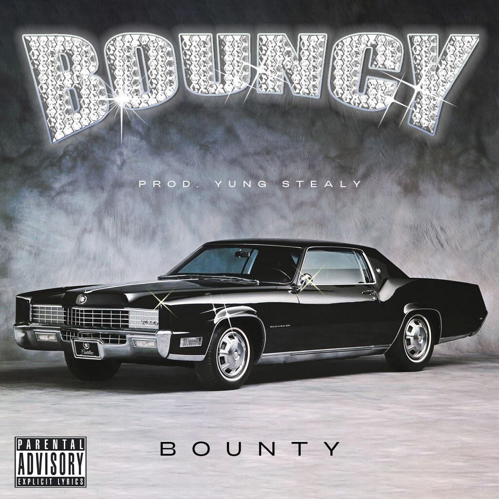 """Nieuwe single Bounty – """"Bouncy"""""""