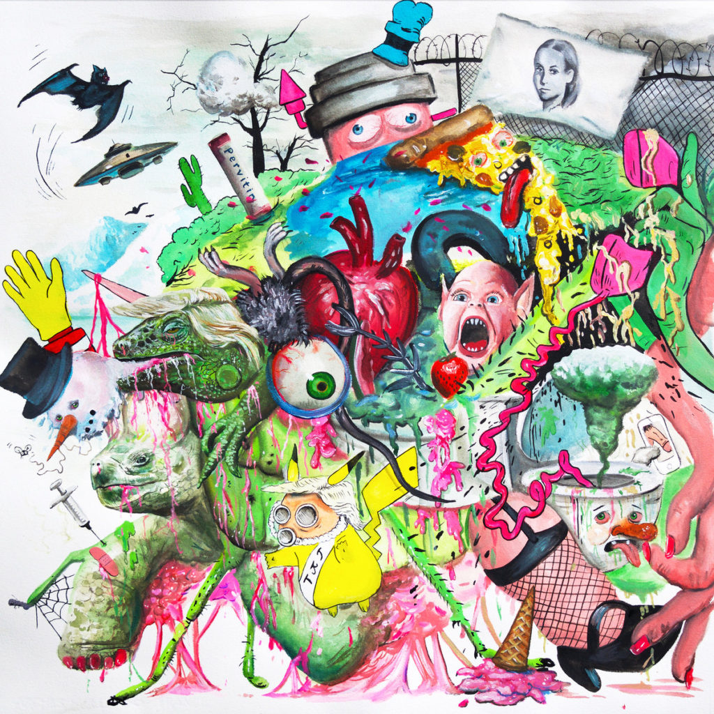 Tropical Fuck Storm – Braindrops (★★★★): Absurditeit boven!