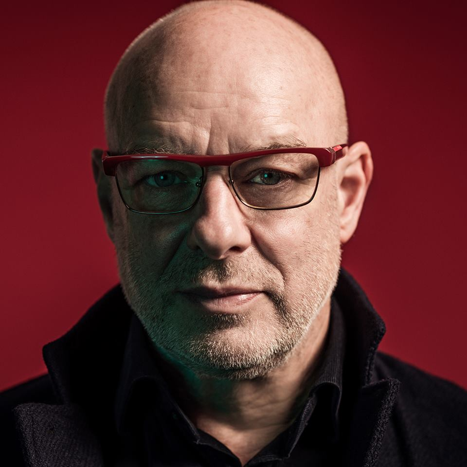 "Nieuwe single Brian Eno – ""Everything's on the Up with the Tories"""