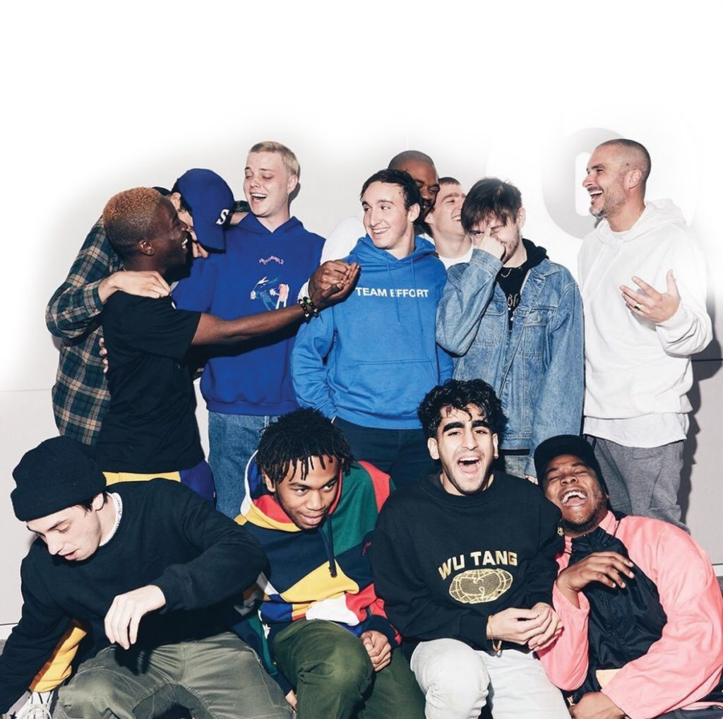 "Nieuwe singles BROCKHAMPTON – ""BOOGIE"" & ""Billy Star"""