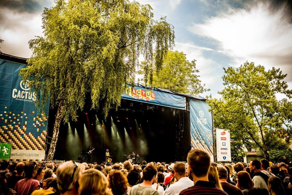 Cactusfestival 2019 (Festivaldag 1): Belgische binnenkomer