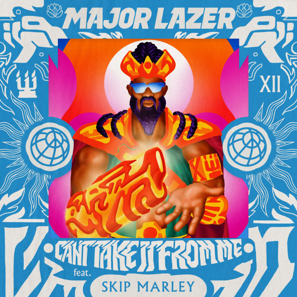 "Nieuwe single Major Lazer ft. Skip Marley – ""Can't Take It From Me"""