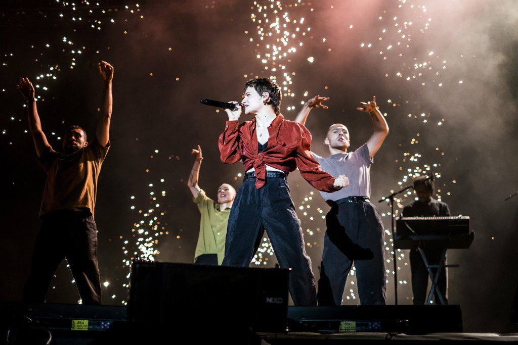 Brussels Summer Festival 2019: Dag 1 met o.a. Christine and the Queens