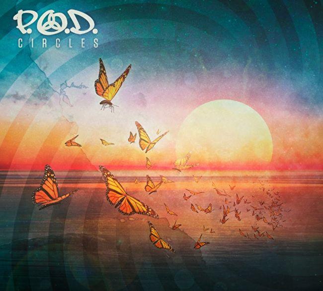 P.O.D. – Circles (★★½): Te veel van het goede