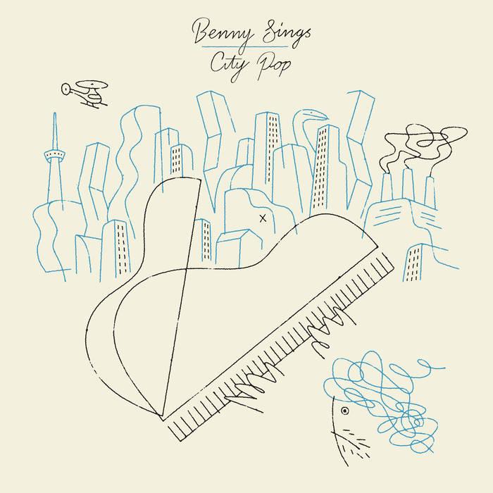 Benny Sings – City Pop (★★★½): Meer dan simpelweg wat popmuziek