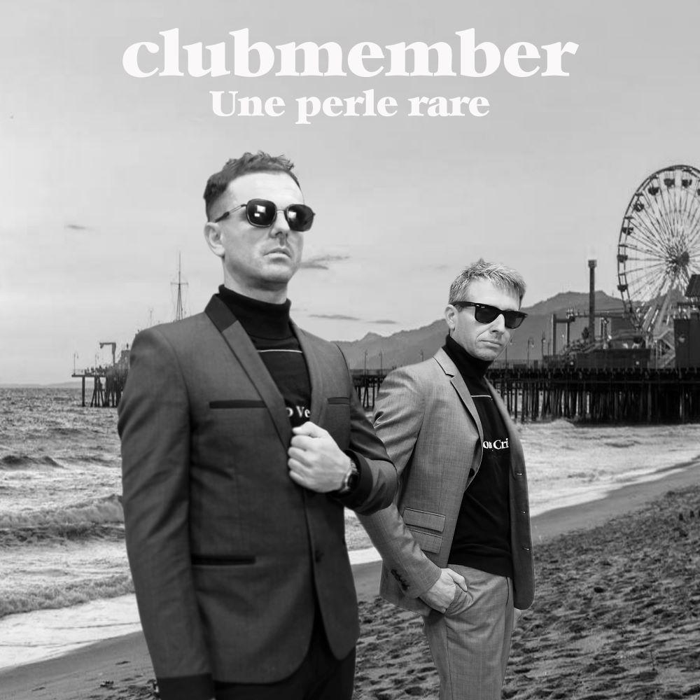 """Debuutsingle clubmember – """"Une Perle Rare"""""""