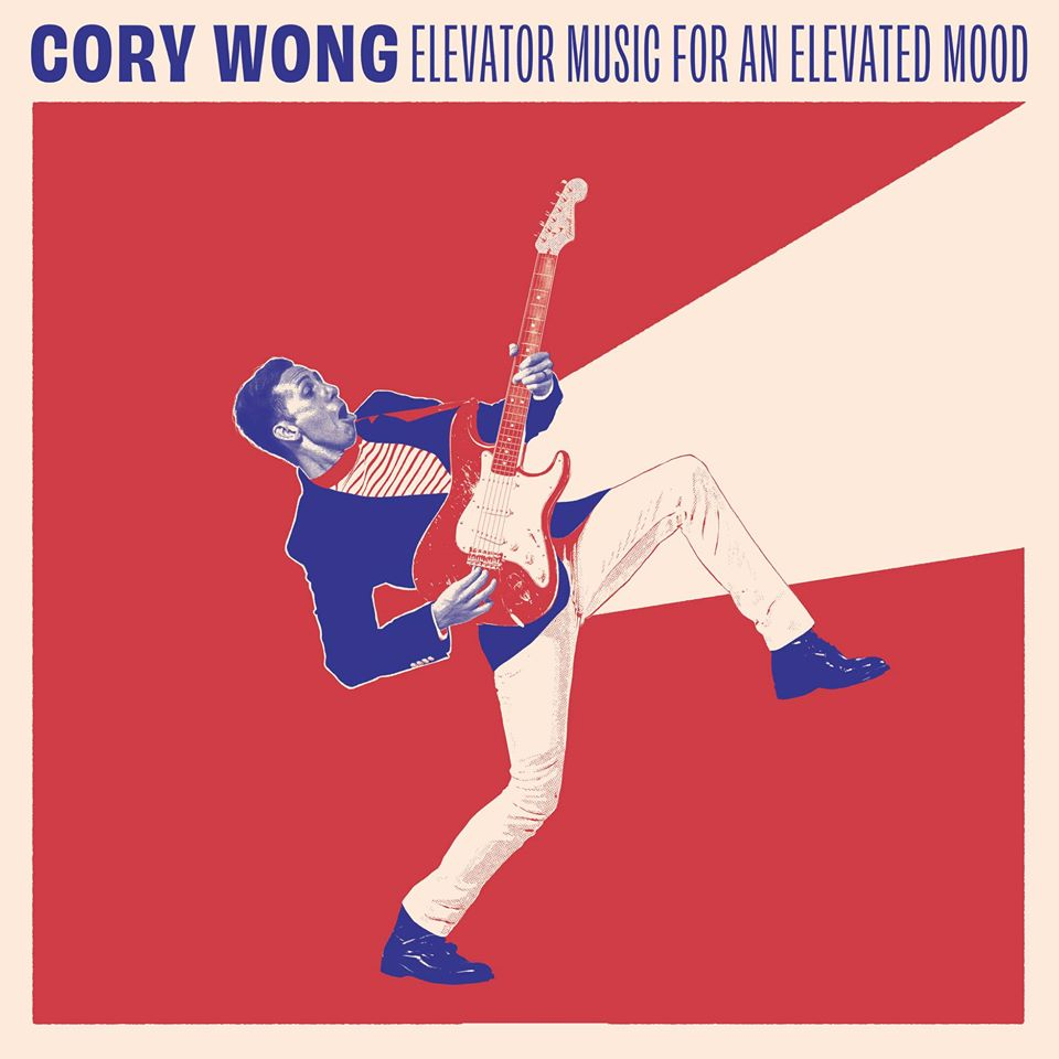 Cory Wong – Elevator Music for an Elevated Mood (★★½): Brave liftmuziekjes