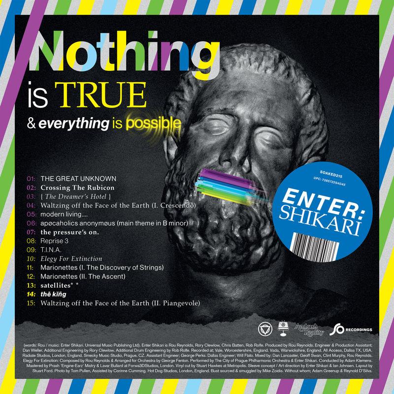 Enter Shikari – Nothing Is True & Everything Is Possible (★★): De slinger der vernieuwing slaat door