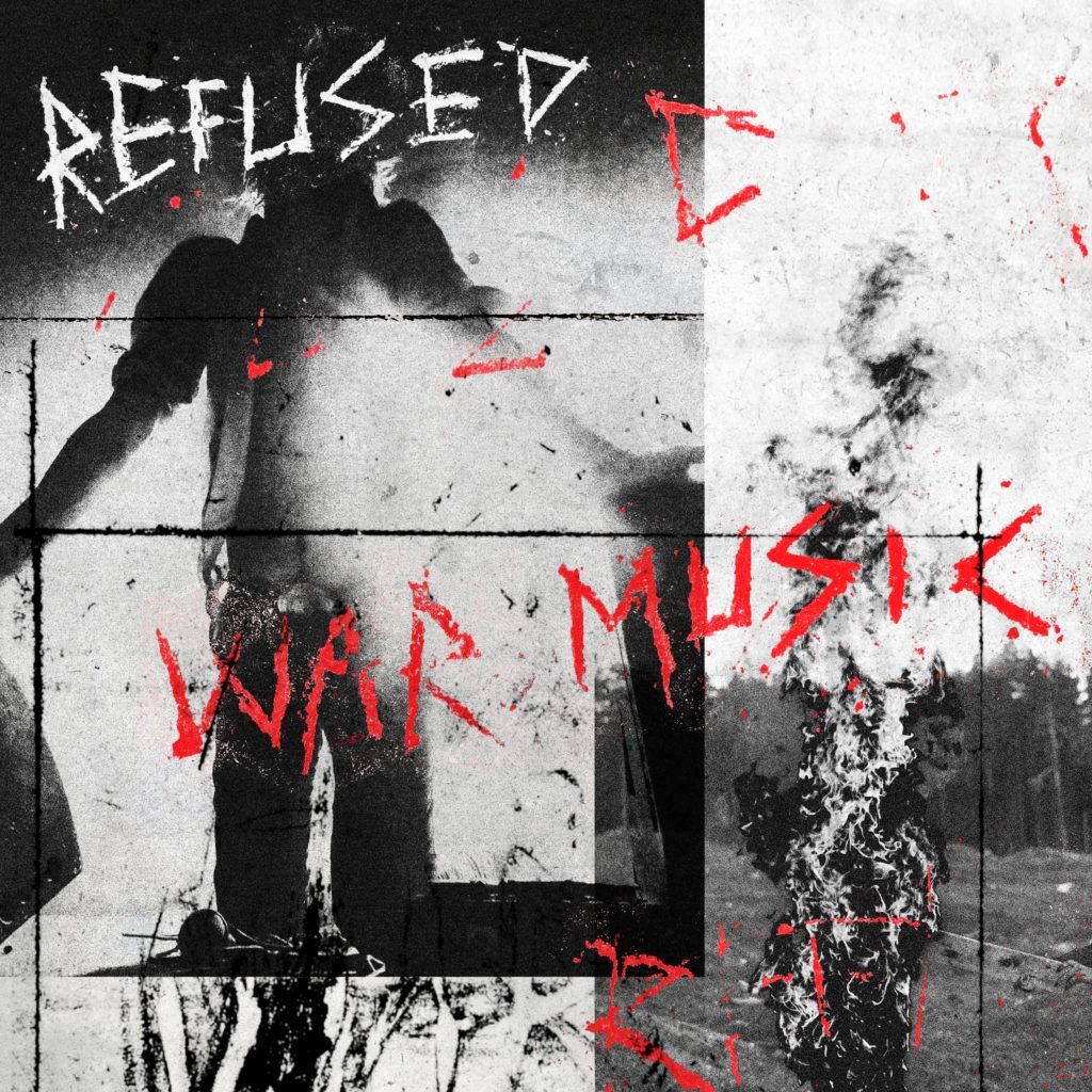 Refused – War Music (★★★): Van bepaalde afgoden wordt meer verwacht