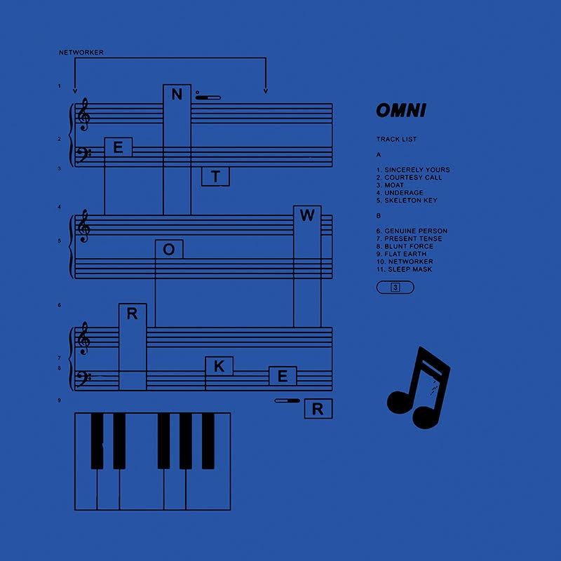 Omni – Networker (★★★½): Onstuimigheid alom