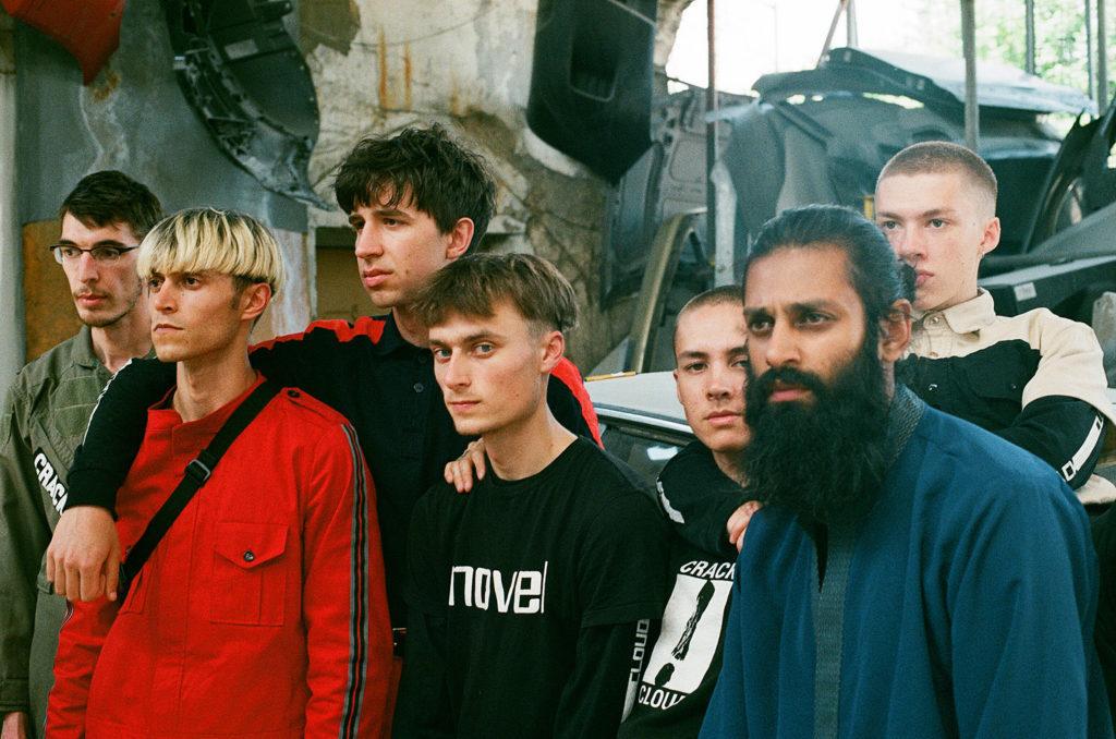 "Nieuwe single Crack Cloud – ""Tunnel Vision"""