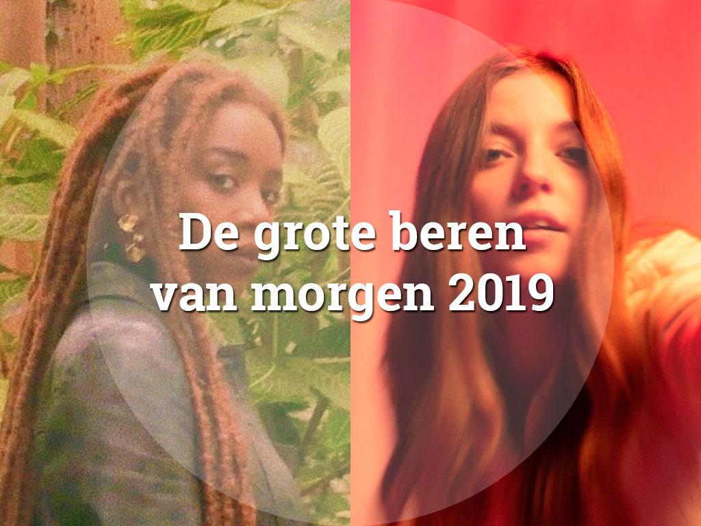 De Grote Beren Van Morgen 2019: Martha Da'Ro & Jade Bird
