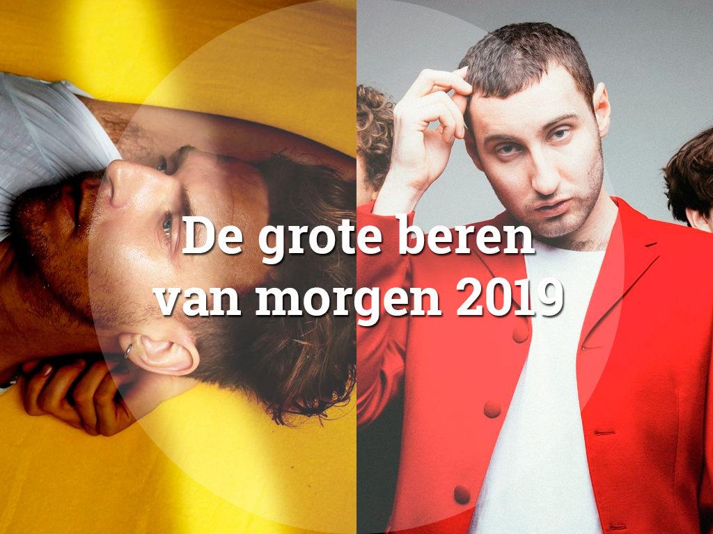 De Grote Beren Van Morgen 2019: Jan Verstraeten & Sea Girls