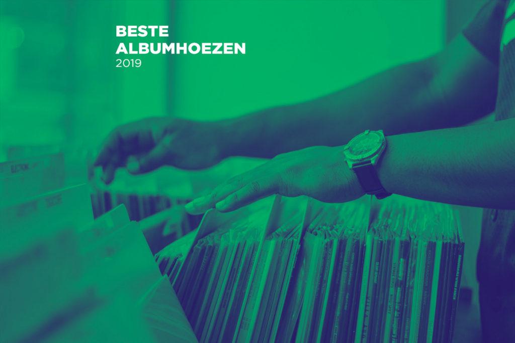 De 20 beste albumhoezen van 2019