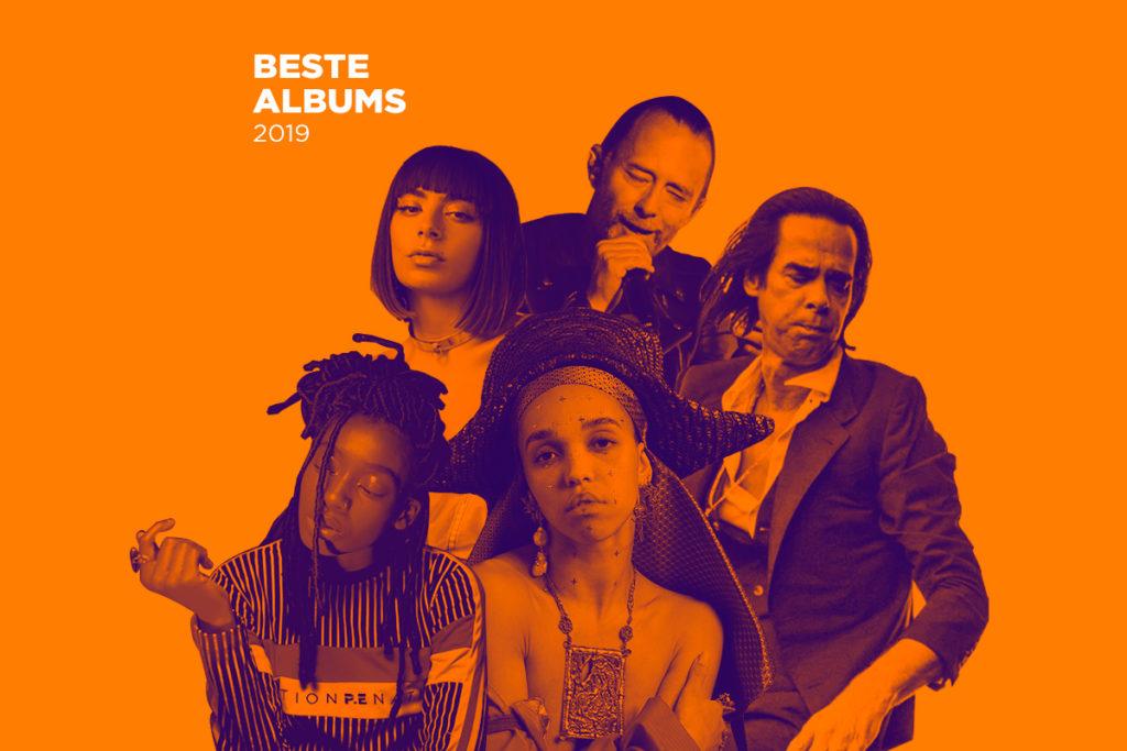 De 50 beste albums van 2019