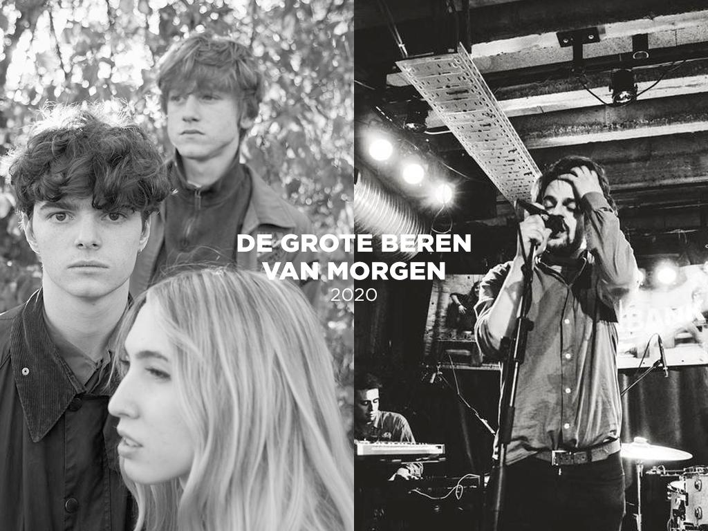 De Grote Beren Van Morgen 2020: Working Men's Club & PINGPONGCLUB