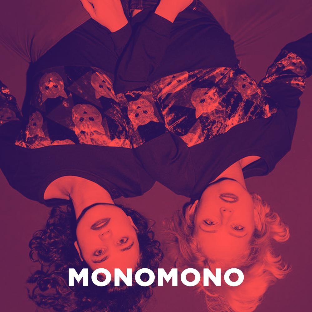 Interview MONOMONO: 'Het begon allemaal met een vriendschapsverzoek'