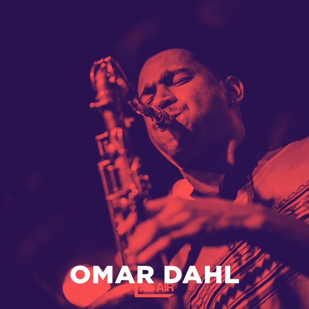 Interview Omar Dahl: 'We namen onlangs een livesessie op in een kapel'