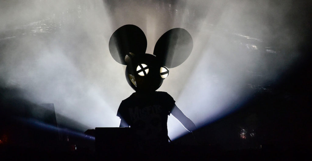 "Nieuwe single Deadmau5 – ""COASTED"""