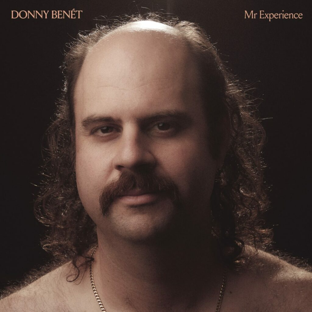 Donny Benét – Mr Experience (★★★★): Dolle eighties disco